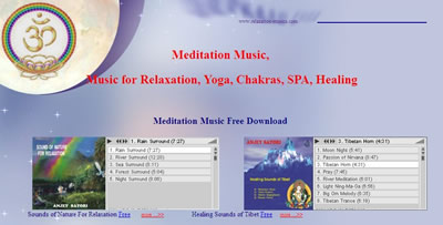 Meditation Music Free Download