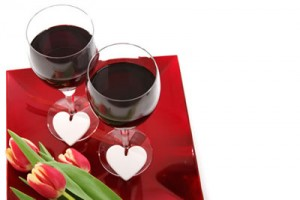 red-wine-on-plate