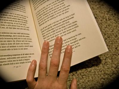 本で透視練習