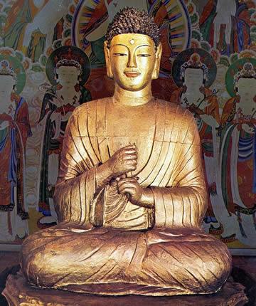 仏像(パブリックドメイン画像)
